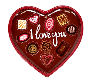 Brentwood Valentine's Chocolate