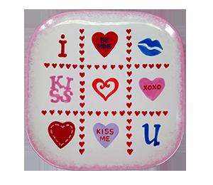 Brentwood Valentine's Tic Tac Toe